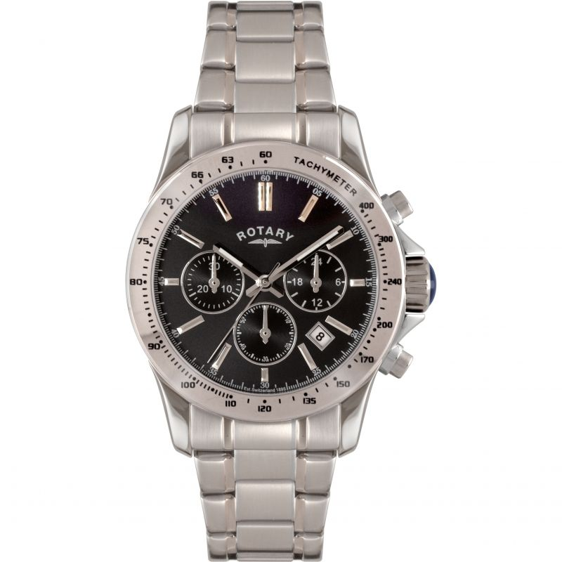 Mens Rotary Exclusive Chronograph Watch GB00361/04