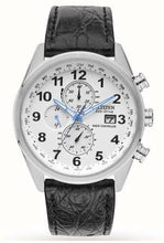 CITIZEN Citizen Limited Edition Radio Controlled World Chrono Leather Strap Product code: AT8038-08A