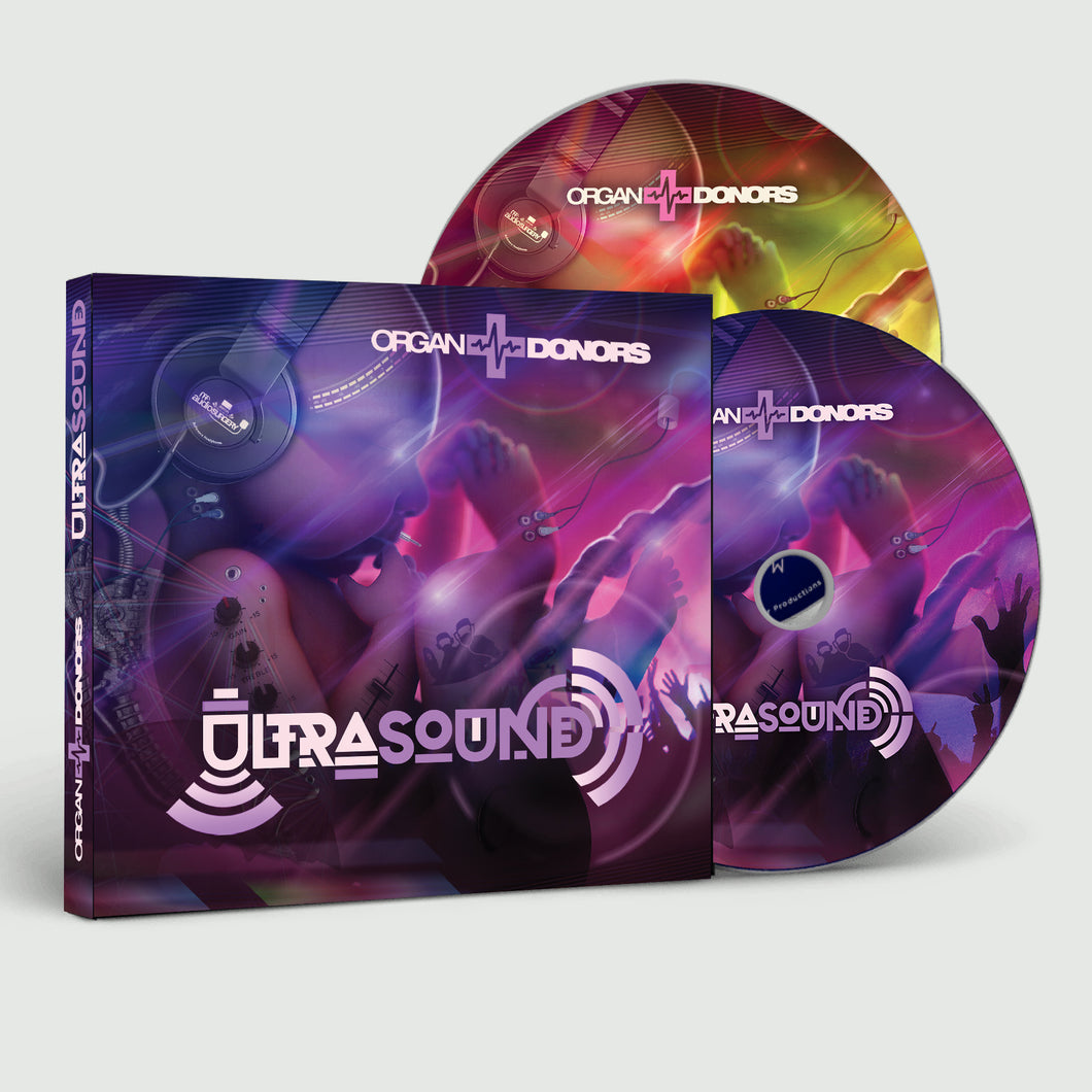 ULTRASOUND Double CD