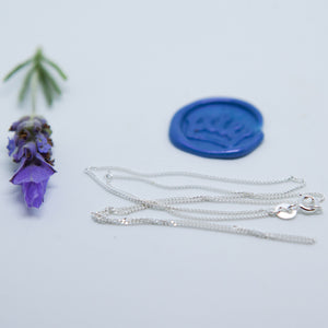 Sterling Silver Curb Chain 1