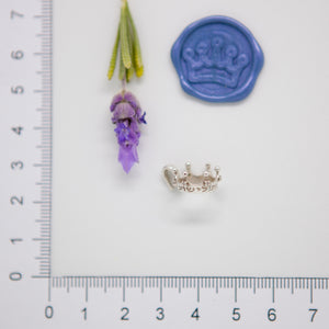 Crown Pendant Small.