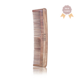 Bare Necessities - Neem Wood Comb - For Hairfall and Itchy Scalp - Clean Beauty Booth