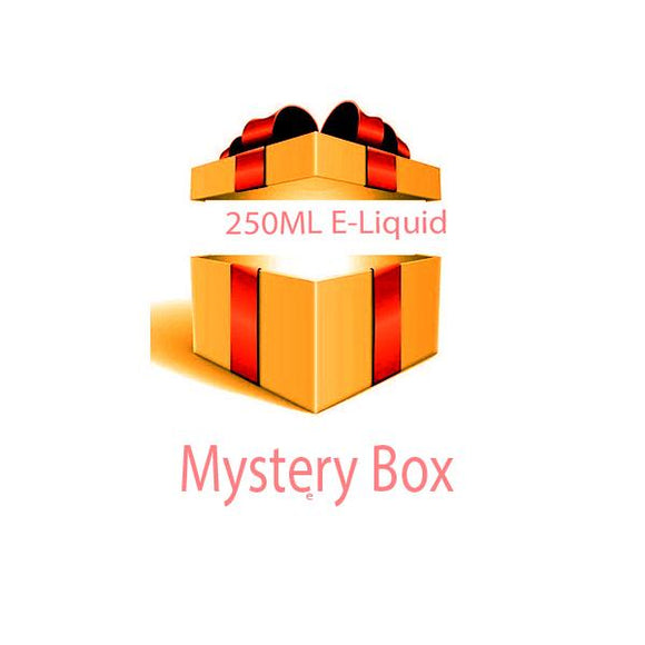 Mystery box 250ml Vapecircle