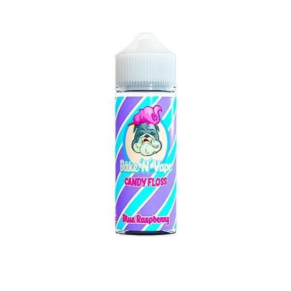 Bake 'N' Vape Candy Floss Shortfill 100ml