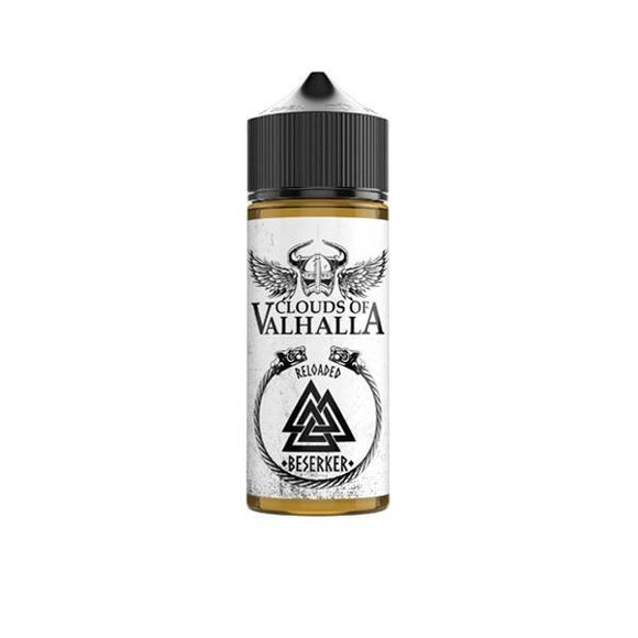Clouds of Valhalla 100ml Shortfill 0mg (70VG/30VG)