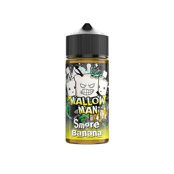 Mallow Man 100ml Shortfill