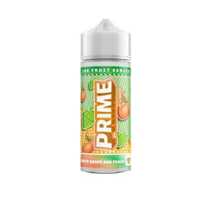 Prime E-Liquids 100ml Shortfill 0mg (70VG/30PG)