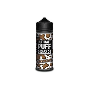 Ultimate Puff Shakes Shortfill 0mg 100ml