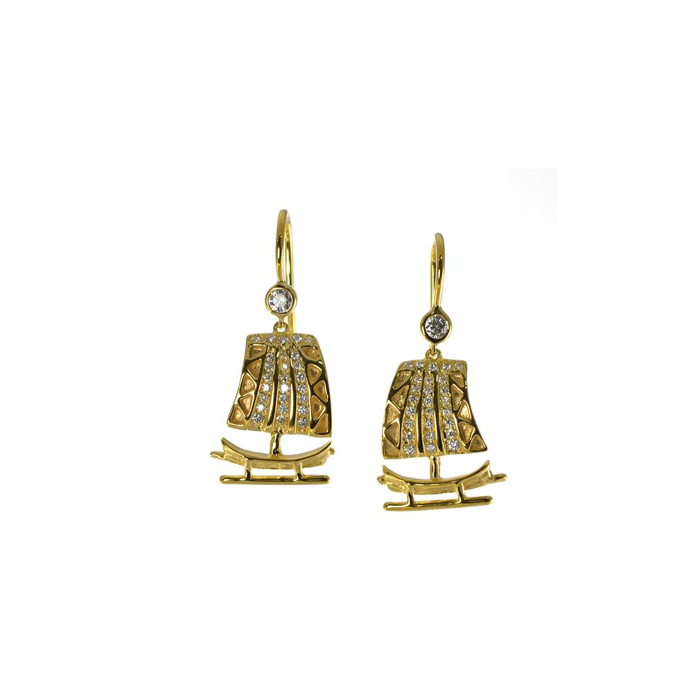 Vinta Hook Earrings