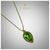 Fine Burmese Peridot Necklace