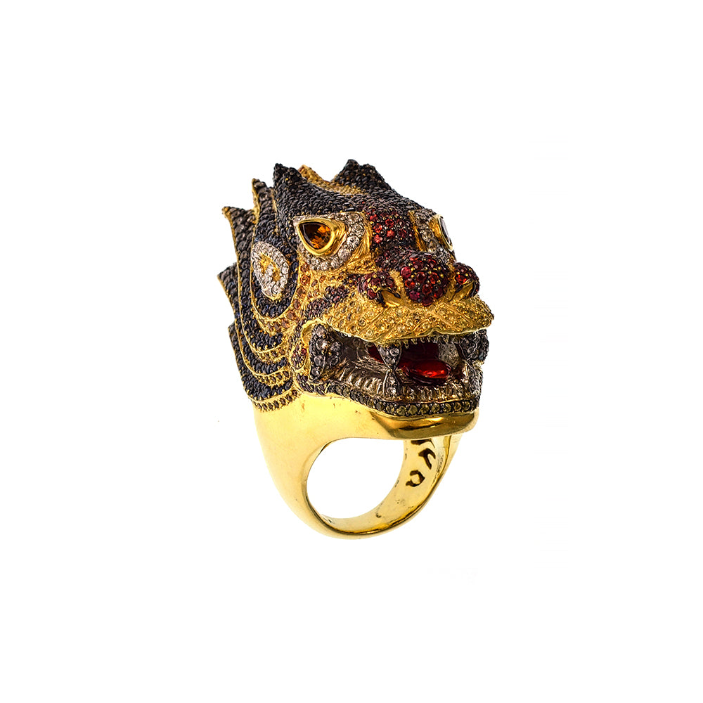 El Dragon Ring