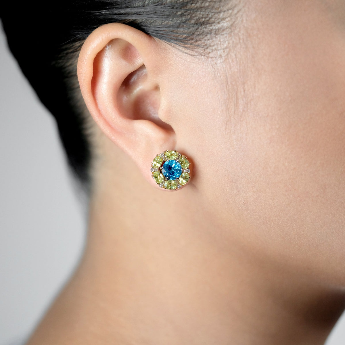 Chrysoberyl Jacket, 13mm, YG