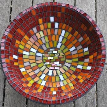 GREAT TIPS FOR WORKING ON 3 DIMENSIONAL SURFACES IN MOSAICS