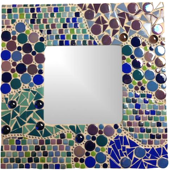 How To Incorporate Ball Chain in your mosaic
