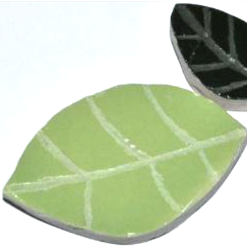 Make Your Own Ceramic Leaves