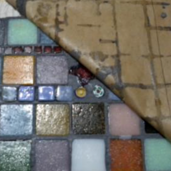 THE INDIRECT & DIRECT METHODS OF MOSAICS DEMONSTRATED
