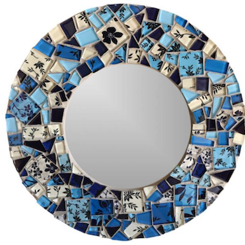 VINTAGE MOSAIC MIRROR KIT