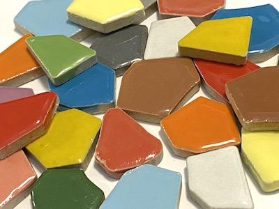 Coloured Ceramic Bits