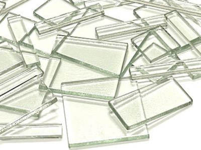 Transparent Glass Tiles