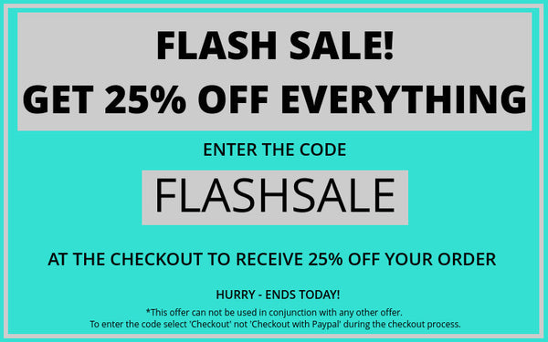 THE MOSAIC STORE FLASH SALE