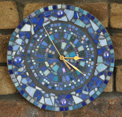 mosaic clock project