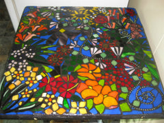 Mosaic Tabletop by Jackie Perry