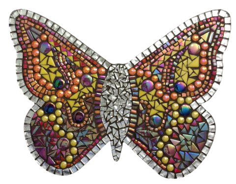 Mosaic Butterfly Project