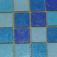 choosing a mosaic grout colour