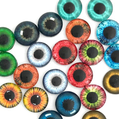 eye cabochons for mosaics