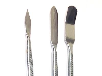 Three Piece Metal Tool Set