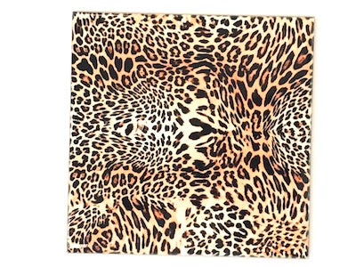 Animal Skin Ceramic 10x10cm No. 13 (HM)