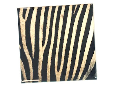 Animal Skin Ceramic 10x10cm No. 23 (HM)