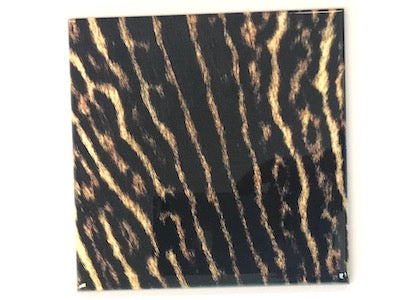 Animal Skin Ceramic 10x10cm No. 24 (HM)