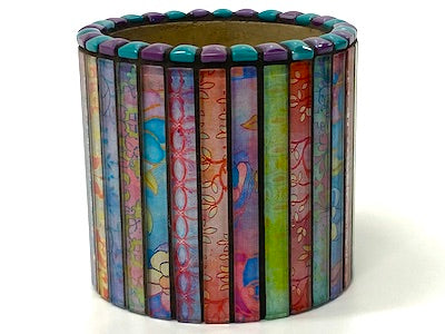 BATIK MOSAIC POT KIT