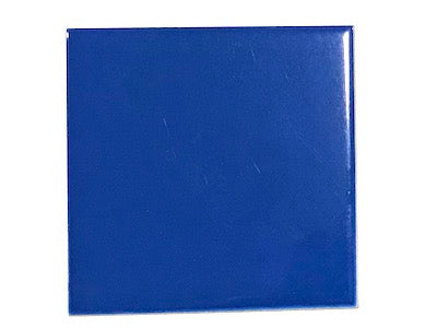 Blue Ceramic Tiles 10x10cm - No. 6 (HM)