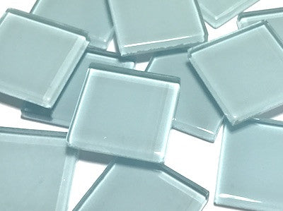 Blue No. 2 Glass Mosaic Tiles 2.5cm