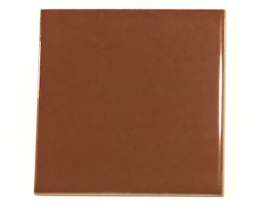 Brown Ceramic Tiles 10x10cm - No. 3 (HM)