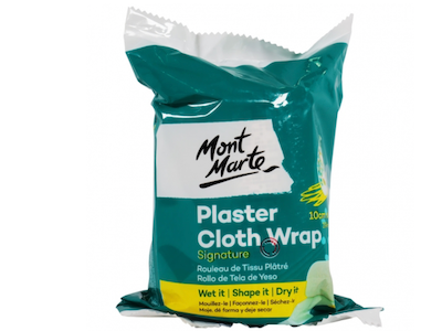 Monte Marte Plaster Cloth