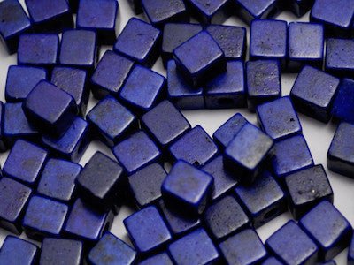 dark blue cubes 4x4x4mm