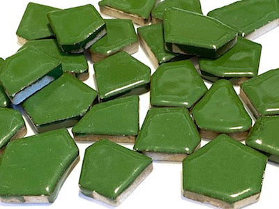 Dark Green Ceramic Bits