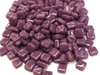 purple 8mm glass tiles