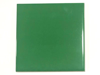 Green Ceramic Tiles 10x10cm - No. 3 (HM)