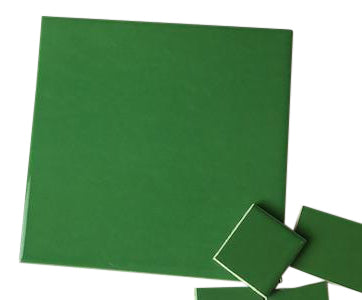 Green Ceramic Tiles 10x10cm