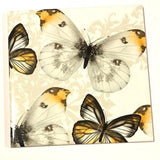 Hand Printed Ceramic Tiles 10x10cm - Pattern 37