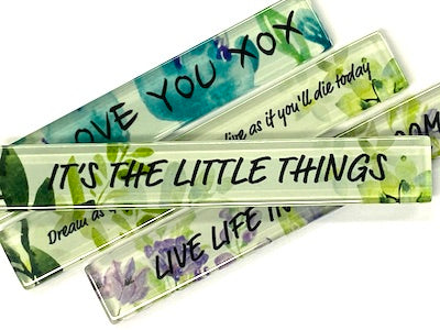 It's The Little Things - Quote Strip (HM)