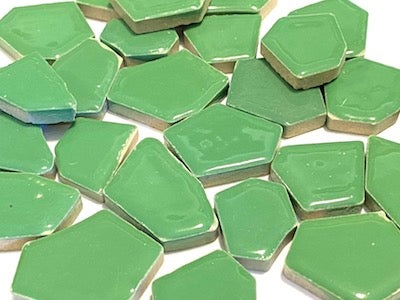 Jade Green Ceramic Bits