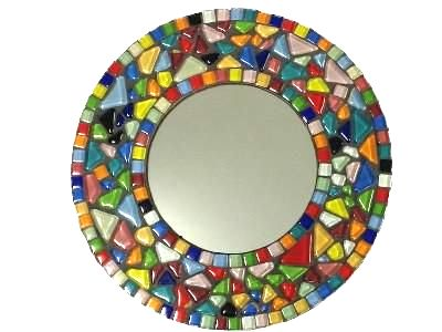 Jelly Bean Mosaic Mirror Kit