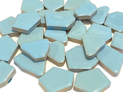 Light Blue Ceramic Bits