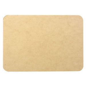MDF Rectangle Placemat 29 x 21 cm's x 3mm's