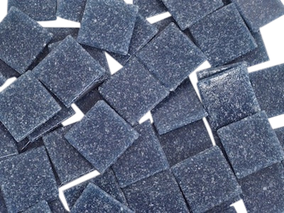 Mid Slate 2cm Venetian Glass Tiles